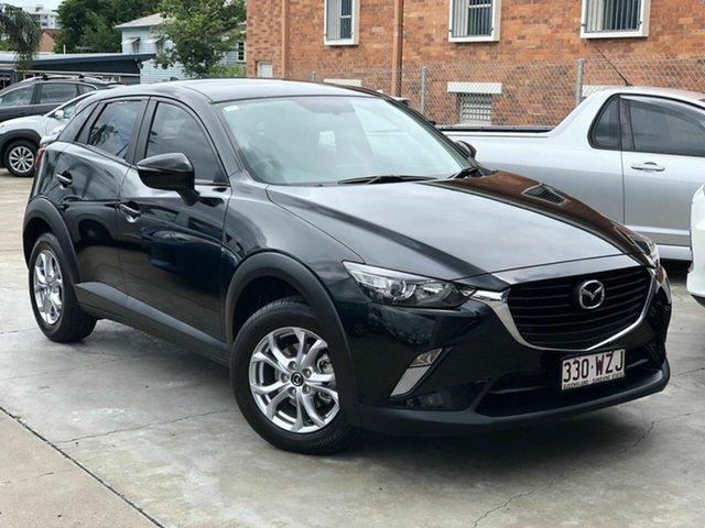 Used Mazda CX-3 DK2W7A Maxx SKYACTIV-Drive Chermside, 2016 Mazda CX-3 DK2W7A Maxx SKYACTIV-Drive Black 6 Speed Sports Automatic Wagon