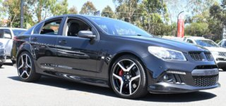 2014 Holden Special Vehicles ClubSport Gen-F MY14 R8 Black 6 Speed Sports Automatic Sedan
