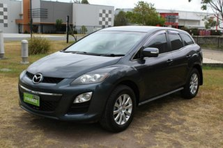 2011 Mazda CX-7 ER10L2 Classic Activematic Blue 5 Speed Sports Automatic Wagon.
