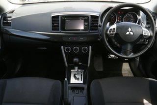 2016 Mitsubishi Lancer CF MY17 GSR White 6 Speed Constant Variable Sedan