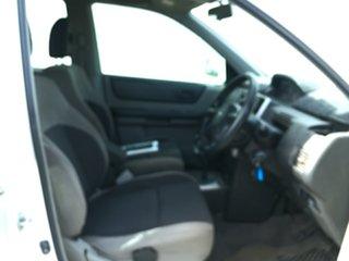 2007 Nissan X-Trail T30 II MY06 ST White 4 Speed Automatic Wagon