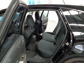 2008 Subaru Impreza G3 MY08 RX AWD Black 5 Speed Manual Hatchback