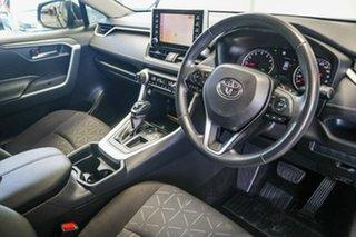 Toyota RAV4 Saturn Blue Wagon