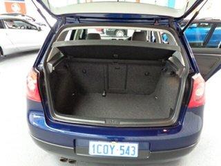 2007 Volkswagen Golf V MY07 GT DSG Blue 6 Speed Sports Automatic Dual Clutch Hatchback