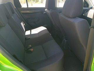2010 Suzuki Swift RS415 Green 4 Speed Automatic Hatchback
