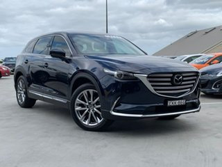 2019 Mazda CX-9 TC Azami SKYACTIV-Drive i-ACTIV AWD Blue 6 Speed Sports Automatic Wagon.