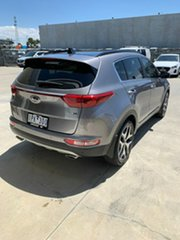 2017 Kia Sportage QL MY18 GT-Line AWD Grey 6 Speed Sports Automatic Wagon