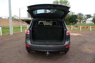 2010 Hyundai Santa Fe CM MY10 Elite Mercury Grey 6 Speed Automatic Wagon