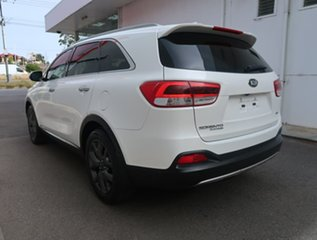 2016 Kia Sorento UM MY17 Platinum AWD White 6 Speed Sports Automatic Wagon