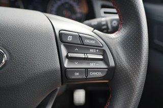 2020 Hyundai Elantra AD.2 MY20 Sport Premium (Black) White 6 Speed Manual Sedan