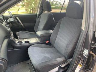 2013 Toyota Kluger GSU40R MY12 KX-R 2WD Graphite 5 Speed Sports Automatic Wagon