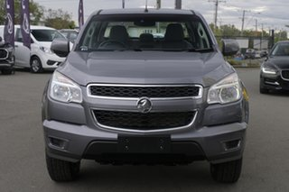 2016 Holden Colorado RG MY16 LS Crew Cab 4x2 Satin Steel Grey 6 Speed Sports Automatic Utility