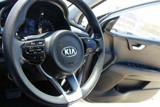 2017 Kia Rio YB MY17 S Silver 4 Speed Sports Automatic Hatchback