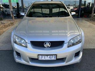 2007 Holden Commodore VE MY08 SS-V Silver 6 Speed Manual Sedan.