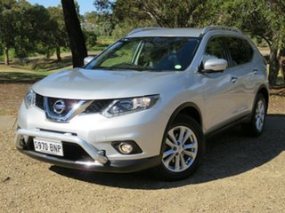 2016 Nissan X-Trail T32 ST-L X-tronic 4WD Silver 7 Speed Constant Variable Wagon
