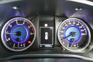 2019 Toyota Hilux GUN126R SR Double Cab Glacier White 6 Speed Manual Utility
