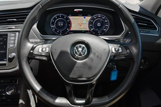 2016 Volkswagen Tiguan 5N MY17 110TSI DSG 2WD Comfortline White 6 Speed Sports Automatic Dual Clutch