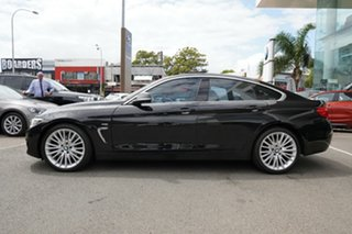 2016 BMW 420d F36 MY15 Gran Coupe Luxury Line Black Sapphire 8 Speed Automatic Coupe