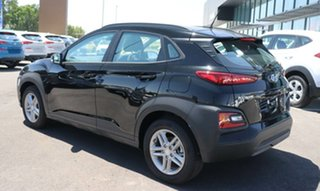 2020 Hyundai Kona OS.3 MY20 Active 2WD Phantom Black 6 Speed Sports Automatic Wagon