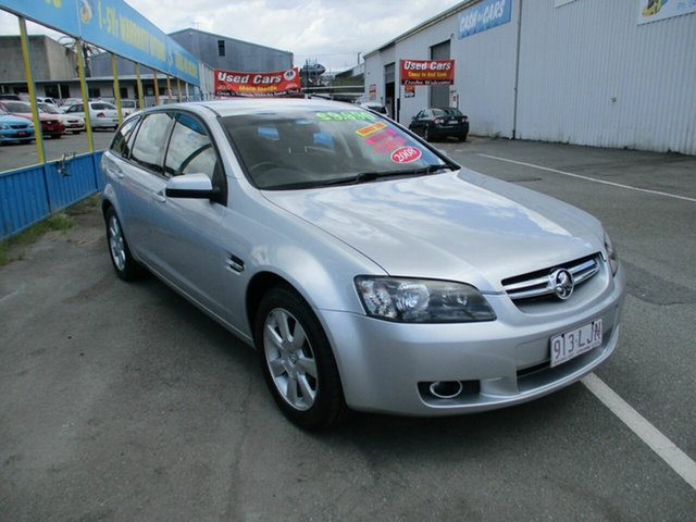 Used Holden Commodore VE Berlina Woodridge, 2008 Holden Commodore VE Berlina Silver 5 Speed Automatic Wagon