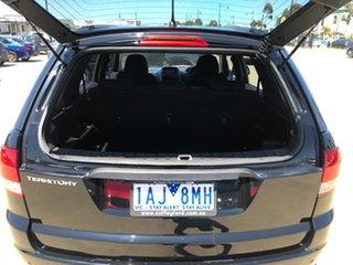 2012 Ford Territory SZ TX Seq Sport Shift Black 6 Speed Sports Automatic Wagon
