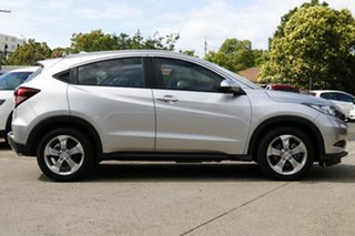 2015 Honda HR-V MY15 VTi-S Silver 1 Speed Constant Variable Hatchback
