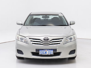 2009 Toyota Camry ACV40R 09 Upgrade Altise Silver, Chrome 5 Speed Automatic Sedan.