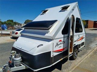2017 Avan Campers Cruiseliner Caravan.