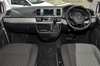 2018 Volkswagen Multivan T6 MY18 TDI340 SWB DSG Comfortline Silver 7 Speed