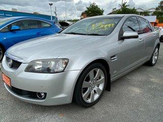 2006 Holden Calais VE V Silver 6 Speed Sports Automatic Sedan.