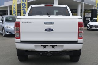2015 Ford Ranger PX XL Cool White 6 Speed Sports Automatic Utility