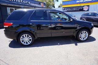 2014 Ford Territory SZ MkII TS Seq Sport Shift Silhouette 6 Speed Sports Automatic Wagon