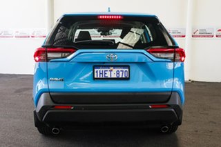 2019 Toyota RAV4 Mxaa52R GX 2WD Eclectic Blue 10 Speed Constant Variable Wagon