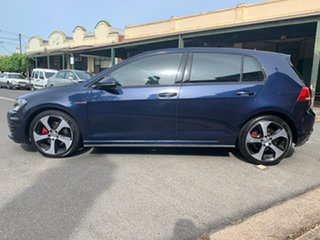 2014 Volkswagen Golf VII MY14 GTI DSG Performance Blue 6 Speed Sports Automatic Dual Clutch
