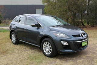 2011 Mazda CX-7 ER10L2 Classic Activematic Blue 5 Speed Sports Automatic Wagon