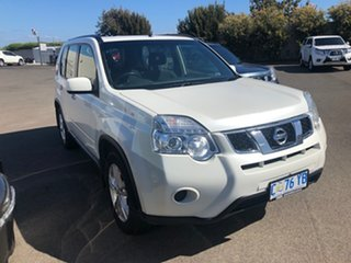 2012 Nissan X-Trail T31 Series V ST Snow Storm 1 Speed Constant Variable Wagon.