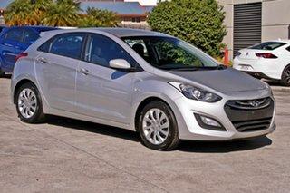 2014 Hyundai i30 GD SE Silver 6 Speed Automatic Hatchback.