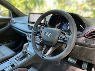 2020 Hyundai i30 PD.V4 MY21 N Line D-CT Premium Polar White 7 Speed Sports Automatic Dual Clutch