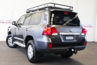 2014 Toyota Landcruiser VDJ200R MY13 GXL (4x4) Graphite 6 Speed Automatic Wagon