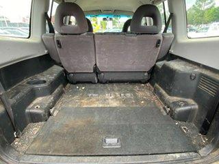 2005 Mitsubishi Pajero NP MY05 GLS Beige 5 Speed Manual Wagon