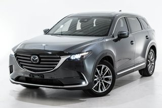 2019 Mazda CX-9 TC GT SKYACTIV-Drive Grey 6 Speed Sports Automatic Wagon.