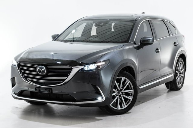 Used Mazda CX-9 TC GT SKYACTIV-Drive Berwick, 2019 Mazda CX-9 TC GT SKYACTIV-Drive Grey 6 Speed Sports Automatic Wagon