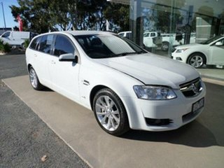 2010 Holden Berlina VE II International White 6 Speed Automatic Sportswagon