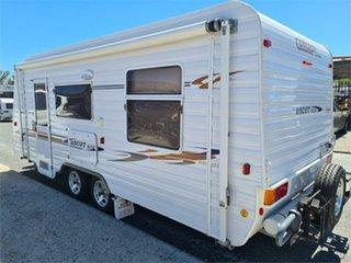 2008 Concept ASCOT XLS Caravan.
