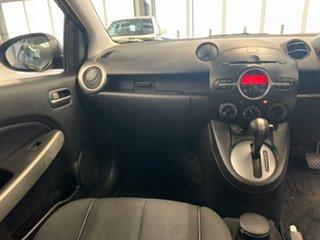 2009 Mazda 2 DE10Y1 Genki Black 4 Speed Automatic Hatchback
