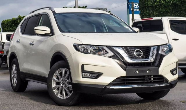 Used Nissan X-Trail T32 Series II ST-L X-tronic 2WD Castle Hill, 2019 Nissan X-Trail T32 Series II ST-L X-tronic 2WD Ivory Pearl 7 Speed Constant Variable Wagon