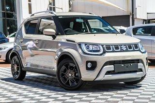 2020 Suzuki Ignis MF Series II GLX IVORY / 1 Speed Constant Variable Hatchback.