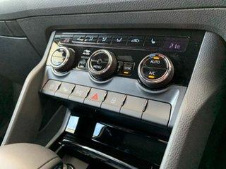 2020 Skoda Kodiaq NS MY20.5 132TSI DSG Sportline White 7 Speed Sports Automatic Dual Clutch Wagon