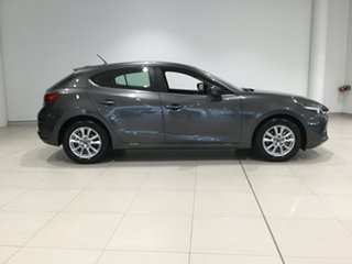 2018 Mazda 3 BN5478 Maxx SKYACTIV-Drive Sport Grey 6 Speed Sports Automatic Hatchback.