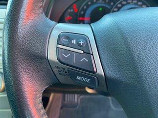 2007 Toyota Aurion GSV40R Sportivo SX6 Grey 6 Speed Sports Automatic Sedan